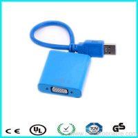 Scart-vga-kaapeli USB 4