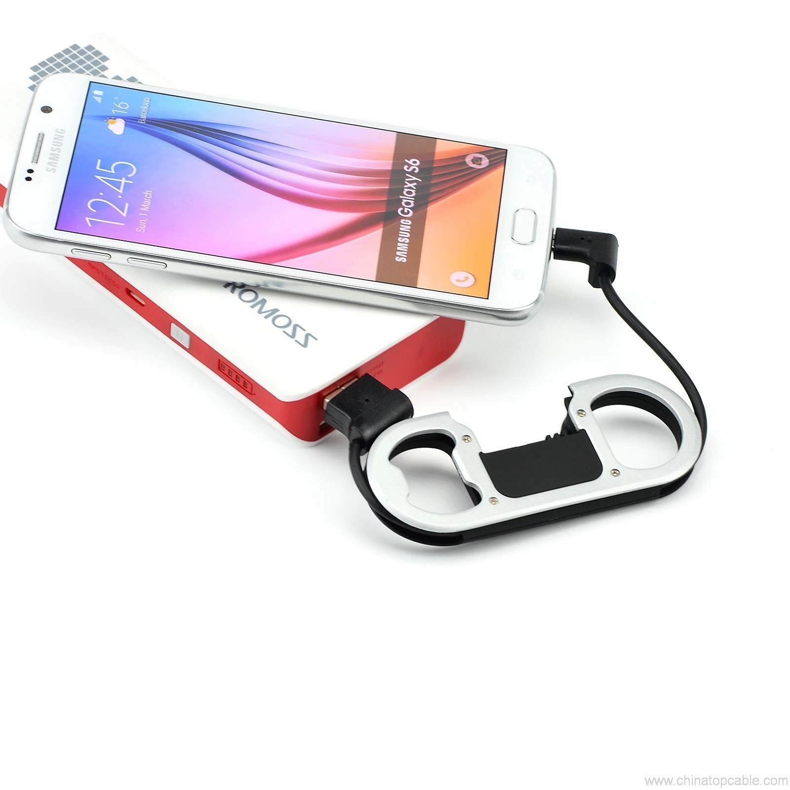usb data line usb charge sync cable bottle opener keychain for android phone hengye cable. Black Bedroom Furniture Sets. Home Design Ideas