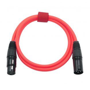 2b1fab6f5a6 Tasakaalustatud Mic kaablid,XLR 3 PIN meeste naiste mikrofoni kaitstud  Audio juhe