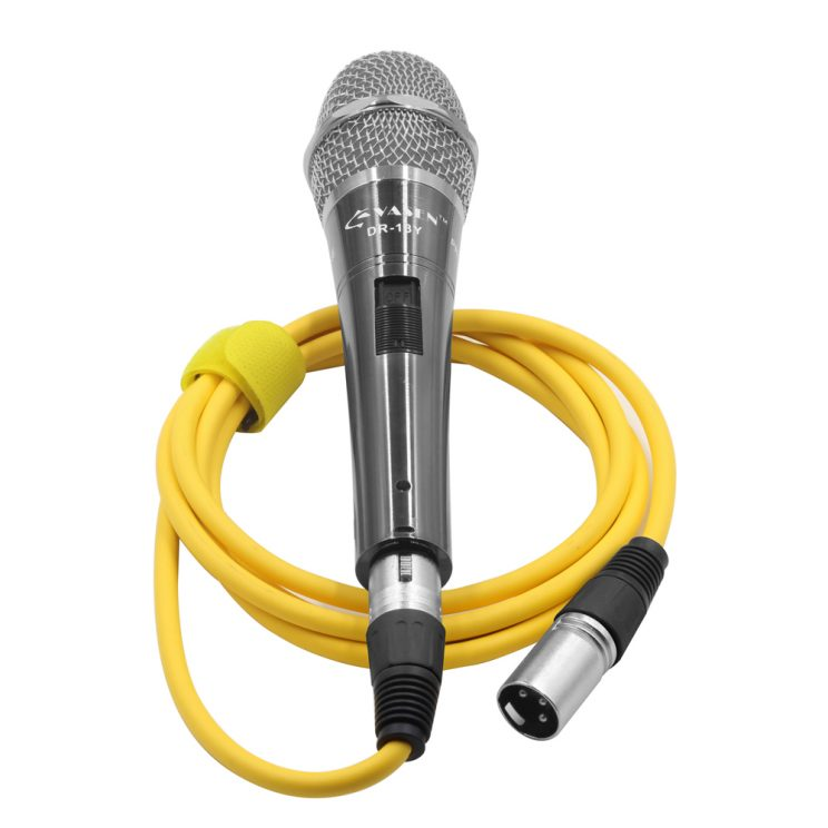 Xlr Cable  Xlr Male To Female Microphone Extension Cable